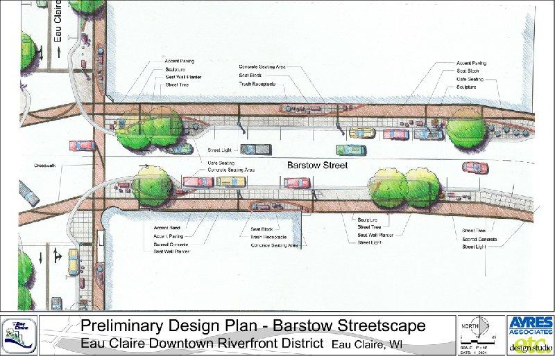 How to draw Street plan