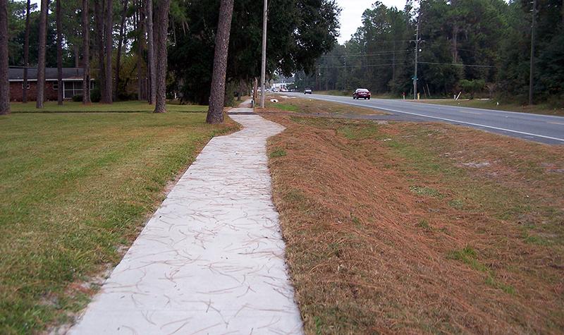 FDOT D2 Sidewalk/Trail Projects - Transportation Engineering