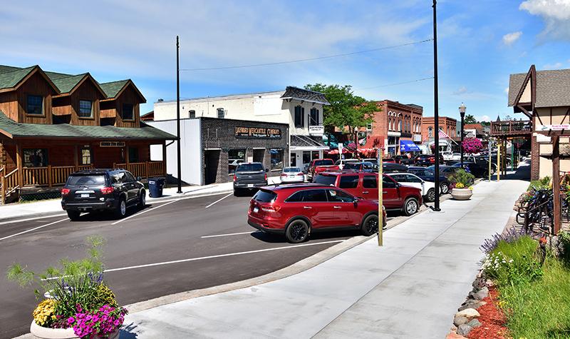Hayward Downtown Streets Utilities Civil Municipal Engineering Ayres