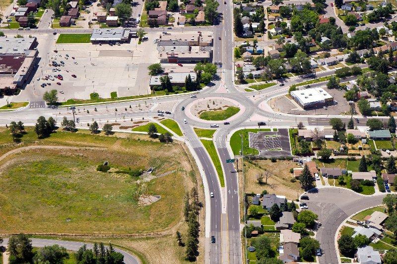 East Pershing Corridor Design Transportation Engineering Ayres Associates