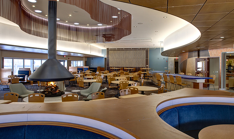 UW-Stout Student Center - Architecture - Ayres Associates