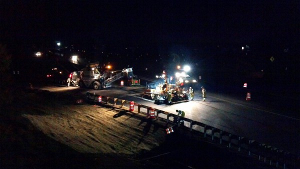 Night Construction Pros and Cons
