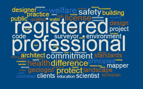 Registered professional