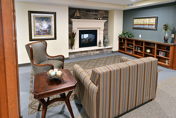 Senior Living Interiors Need To Impress Perform And Last Ayres Associates