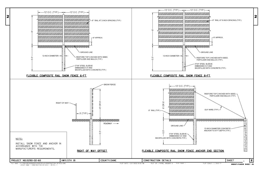 Road design fence a good way to play defense publicscrutiny Image collections