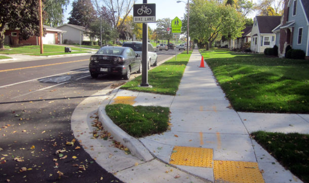South East Avenue Curb Ramps