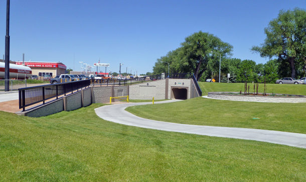 Holliday Park Connector, Cheyenne, WY
