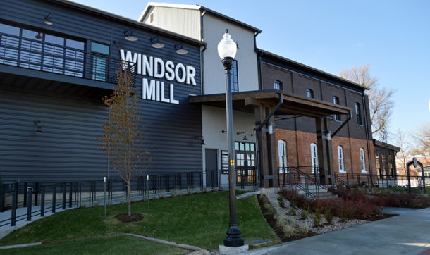 Image of Windsor Mill Exterior in Colorado