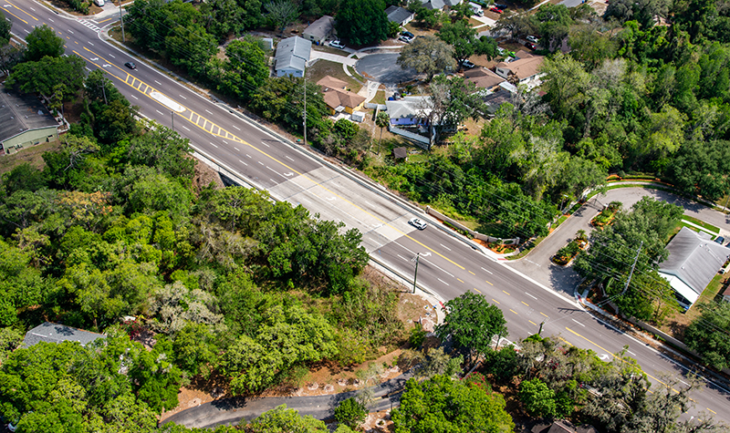 Bloomington Avenue over Buckhorn Creek in Hillsborough County