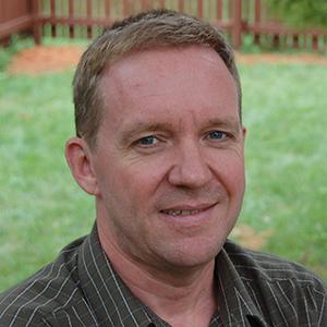 Howard Veregin Portrait