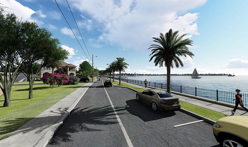 City of Tampa Bermuda Boulevard Concept Assessment