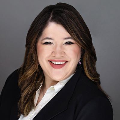 Staff Portrait of Christina Hiegel