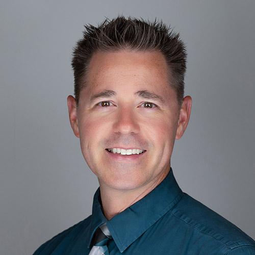 Staff Portrait of Nathan Silberhorn